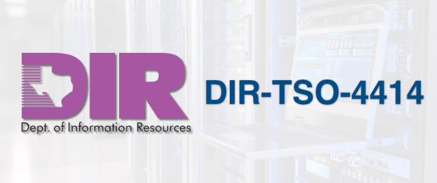 Texas DIR – Website Design, Development, & Hosting Service