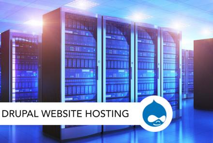 Website hosting banner